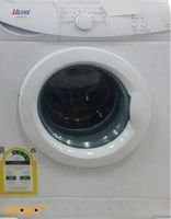Ugine Front Load Washing Machine 7Kg White UGFL70 model