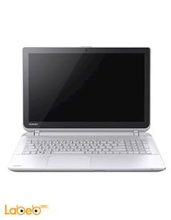 لاب توب توشيبا ستالايت - كور i3 - رام 4GB - ابيض - C55-B1066