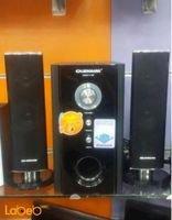 Olsenmark home theater system Black OMMS1117BT