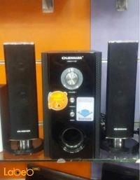 مكبر صوت وسماعة 2.1 اولسين مارك أسود OMMS1117BT