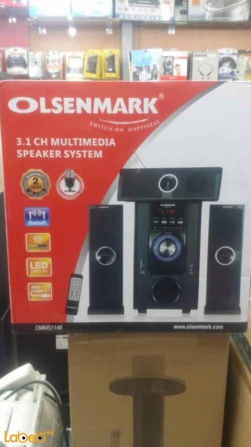 مكبر صوت وسماعة 3.1 اولسين مارك OMMS11148