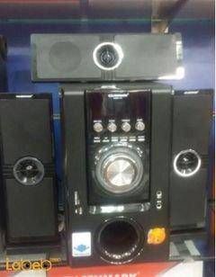 Olsenmark 3.1 ch multimedia speaker system - Black - OMMS11148