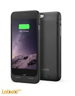 Anker Battery Case - for iPhone 6 - 2850mAh - Black - A1405 model