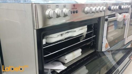 Forte Oven 90x60 cm Stainless Steel F9603SGGFS