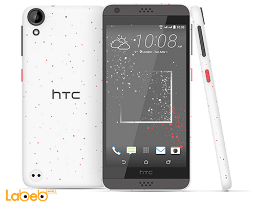 HTC Desire 530 smartphone 16GB 5inch White color