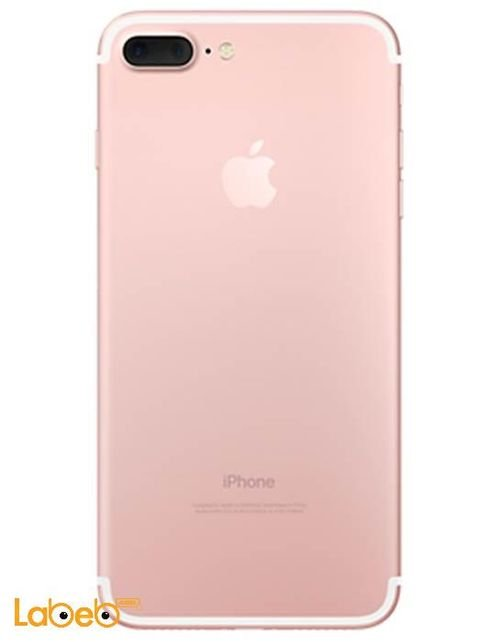 Apple Iphone 7 Plus smartphone Rose Gold color