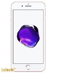 موبايل ايفون ابل 7 بلس 256 جيجابايت وردي مذهب iPhone 7 Plus
