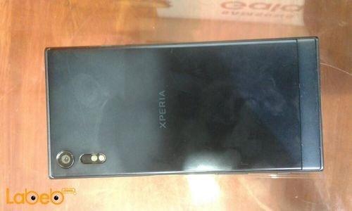 Black Sony xperia XZ smartphone 64GB 5.2 inch