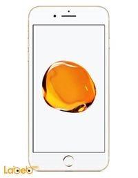 موبايل ايفون ابل 7 بلس 256 GB ذهبي iPhone 7 Plus