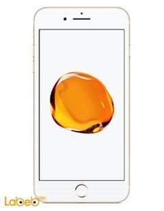 Apple Iphone 7 Plus smartphone - 256GB - 5.5inch - Gold color