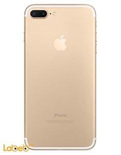 موبايل ايفون 7 بلس ابل - 128 جيجابايت - ذهبي - iPhone 7 Plus