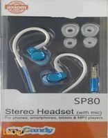 blue My candy stereo Headset Microphone SP80