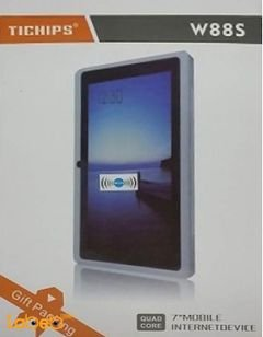 TICHIPS W88S tablet - 8GB - 7inch screen - White color