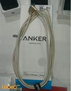 Anker lightning cable - iPod/iPad/iPhone - 1.8m - A71140B1