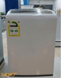 Ugine top loading washing machine - 8Kg - White - UGTL08AN