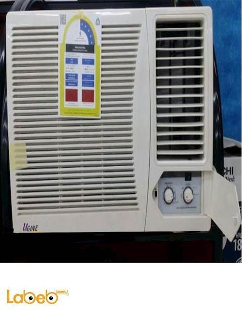مكيف شباك يوجين بارد سعة تبريد 18200Btu موديل UTW18C5S