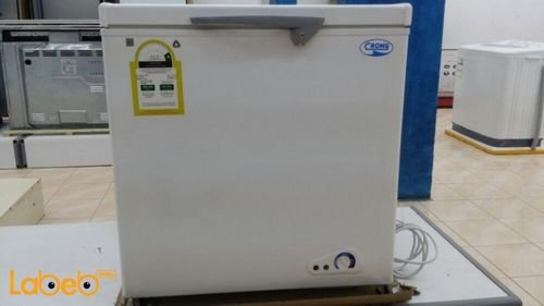 Crony chest freezer 200L White color