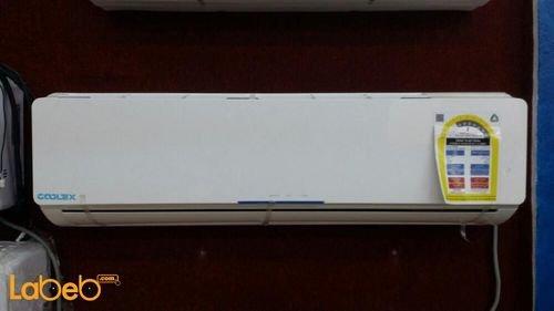 مكيف سبليت كوليكس حار بارد أبيض موديل FCWH-024