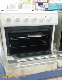 Starway electric oven - 4 burners - White color - FW5043GXZW