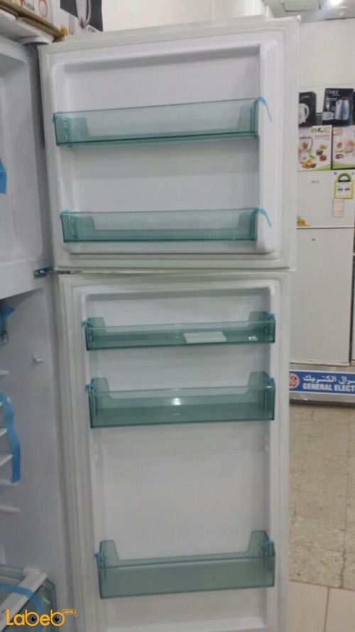 KMC Refrigerator top freezer KMF-350H model