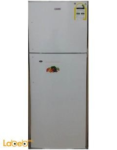 KMC Refrigerator top freezer - 340.40L - Whie - KMF-350H model