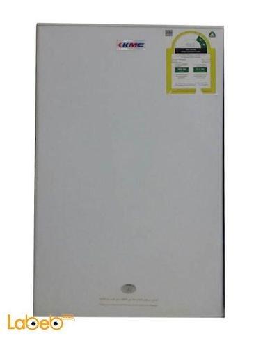 ثلاجة مكتب KMC سعة 91.7 لتر لون أبيض موديل KMF-95H