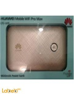 Huawei wifi pro - 9600mAh - Beige color - E5771H-937 model