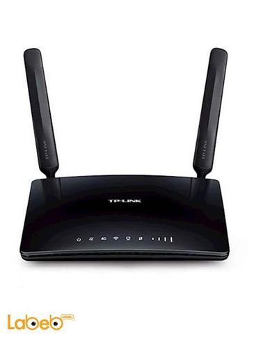 TP-link Wireless N 4G LTE Router - 300Mbps - Black - TL-MR6400