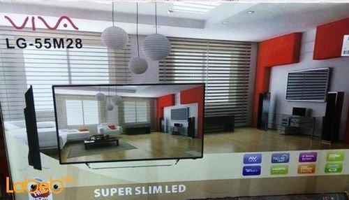 شاشة تلفزيون viva حجم 55 انش فل HD موديل LG-55M28