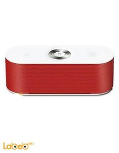 Aiwa wireless Bluetooth speaker - Bluetooth 4.0 - Red - T918