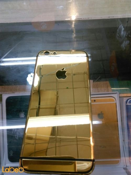 Gold Mobile back cover Suitable for iPhone 6 smartphone