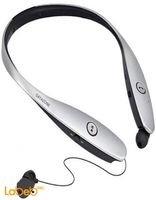 Datazone Bluetooth 4.0 Headset Silver DZ-900S