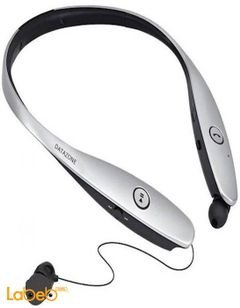 Datazone Bluetooth 4.0 Headset - Silver color - DZ-900S model