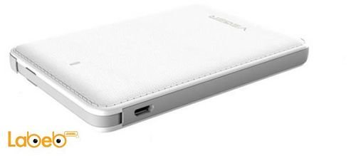 Veger power bank 12000mAh V50 model White