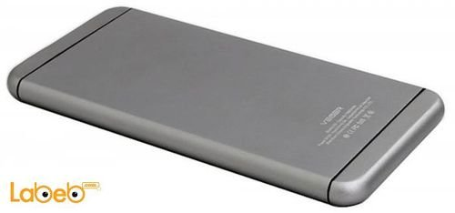 Veger power bank 10000mAh Silver V55 model