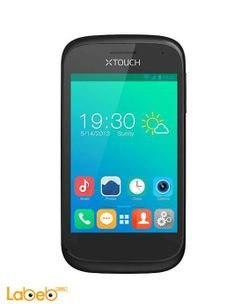 xtouch smartphone - 512MB - 3.5 inch - black color - OCEAN
