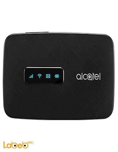 Alcatel link zone router - 256MB Rom - 4G - Black - MW40VD model