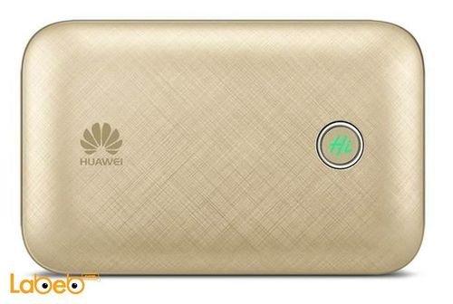 Gold Huawei mobile wifi pro E5771H -937 9600mAh