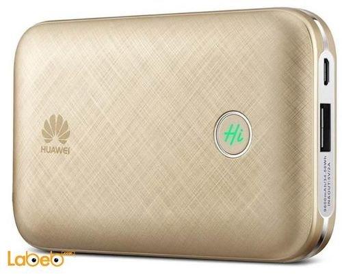 Huawei mobile wifi pro E5771H -937 4G 9600mAh Gold