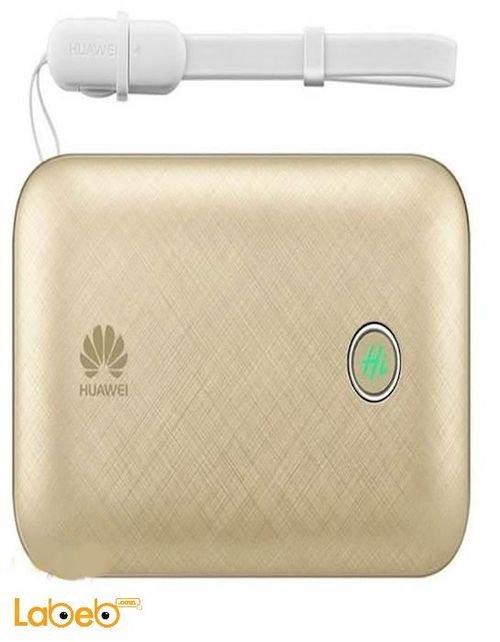 Huawei mobile wifi pro 9600mAh Gold E5771H -937
