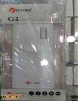 بطارية متنقلة Nyork سعة 14000mAh لون أبيض موديل G1