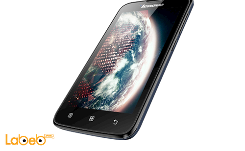 Lenovo A328 smartphone 4GB Black color