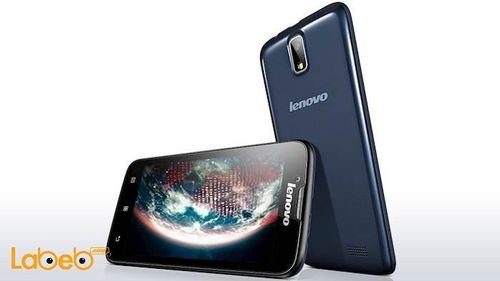 Lenovo A328 smartphone screen and back 4GB 4.5inch Black color