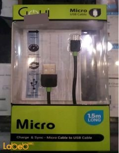 Goui Micro charge & sync - for samsung devices - 1.5m - G-MC-01K