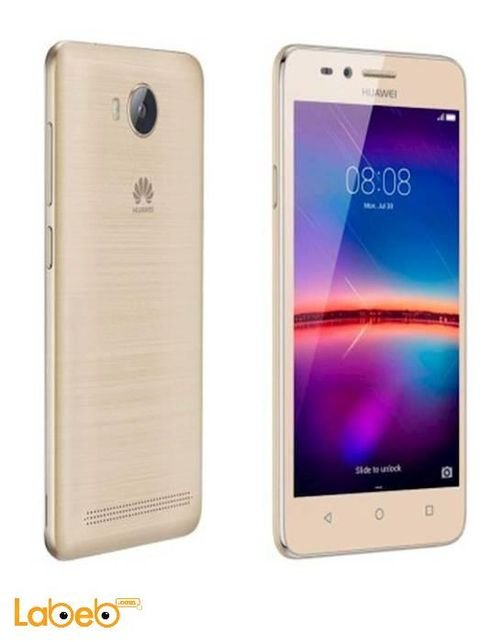 HUAWEI Y3II smartphone 8GB 4.5inch Gold color Y3II model