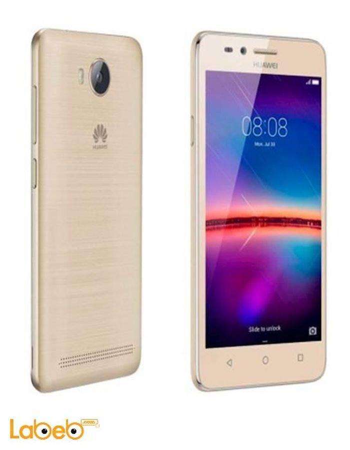 Huawei Y3ii Smartphone 8gb 4 5inch Gold Color Lua L21