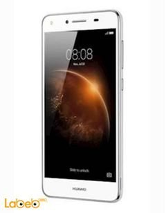 Huawei Y5ii Smartphone - 8GB - 5inch - 8MP - White color