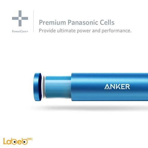 Anker PowerCore mini charger phones & tablets 3200mAh