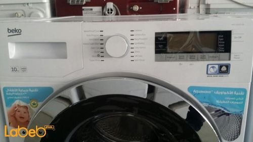 Beko Washer & Dryer Condenser WMY101440LB1 10Kg White