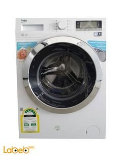 Beko Washer & Dryer Condenser - 10Kg - White - WMY101440LB1